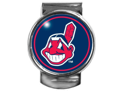 Cleveland Indians 35mm Money Clip