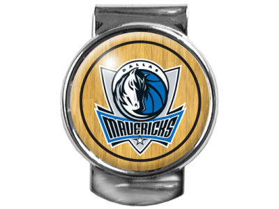 Dallas Mavericks 35mm Money Clip
