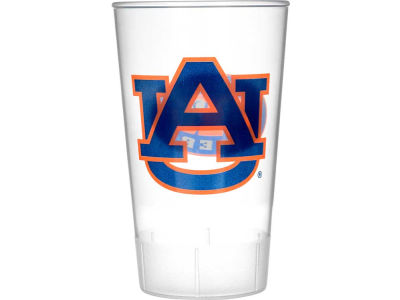 Auburn Tigers Single Plastic Tumbler