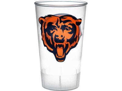 Chicago Bears Single Plastic Tumbler