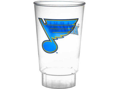 St. Louis Blues Single Plastic Tumbler