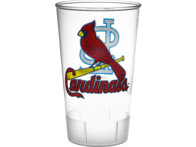 St. Louis Cardinals Single Plastic Tumbler