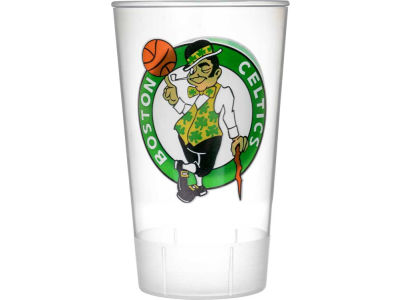 Boston Celtics Single Plastic Tumbler