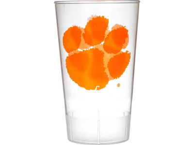 Clemson Tigers Single Plastic Tumbler