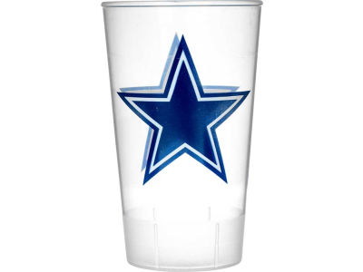 Dallas Cowboys Single Plastic Tumbler