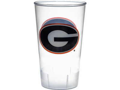 Georgia Bulldogs Single Plastic Tumbler