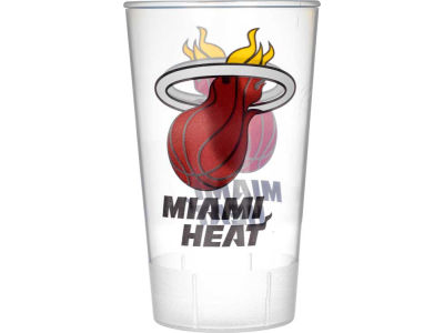 Miami Heat Single Plastic Tumbler