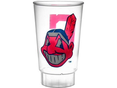 Cleveland Indians Single Plastic Tumbler
