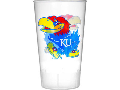 Kansas Jayhawks Single Plastic Tumbler