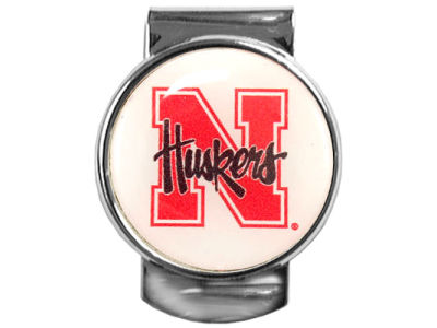 Nebraska Cornhuskers 35mm Money Clip