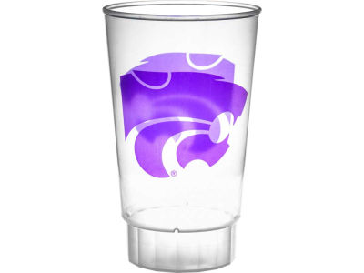 Kansas State Wildcats Single Plastic Tumbler