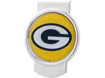 Green Bay Packers 35mm Money Clip