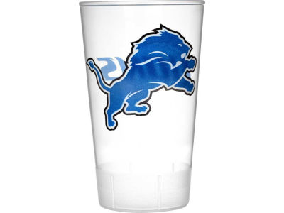 Detroit Lions Single Plastic Tumbler