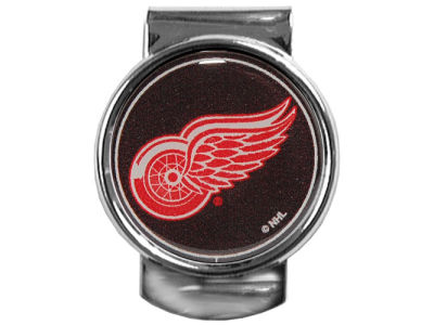 Detroit Red Wings 35mm Money Clip