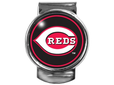 Cincinnati Reds 35mm Money Clip