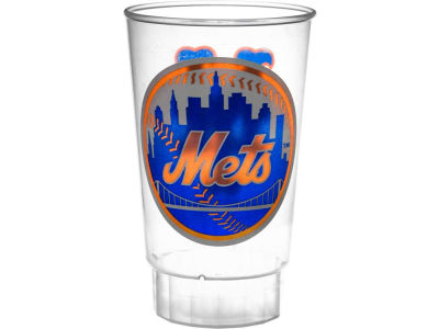 New York Mets Single Plastic Tumbler