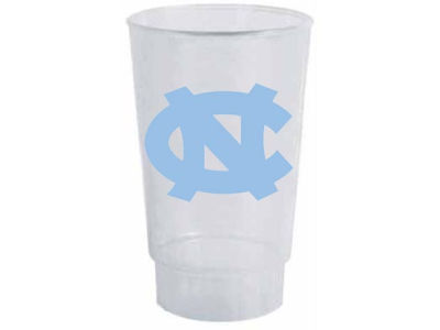 North Carolina Tar Heels Single Plastic Tumbler
