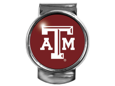 Texas A&M Aggies 35mm Money Clip