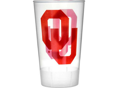 Oklahoma Sooners Single Plastic Tumbler