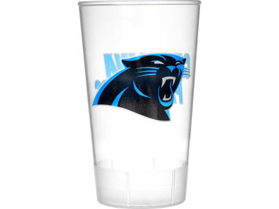 Carolina Panthers Single Plastic Tumbler