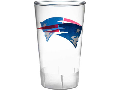 New England Patriots Single Plastic Tumbler