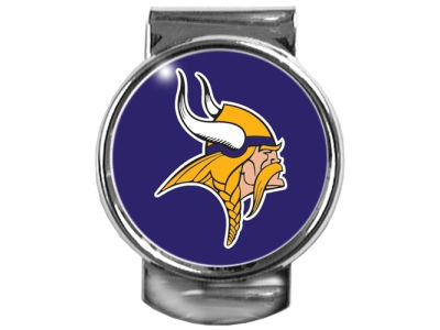 Minnesota Vikings 35mm Money Clip