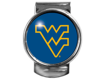 West Virginia Mountaineers 35mm Money Clip