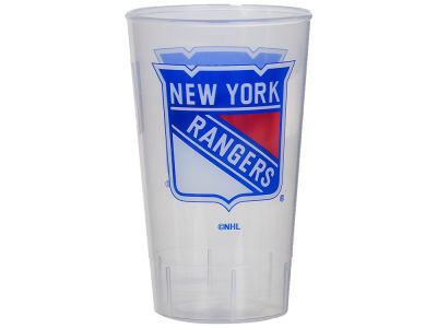 New York Rangers Single Plastic Tumbler