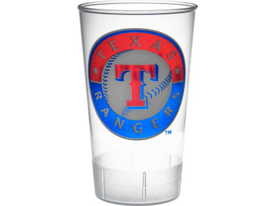Texas Rangers Single Plastic Tumbler