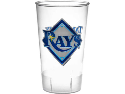 Tampa Bay Rays Single Plastic Tumbler
