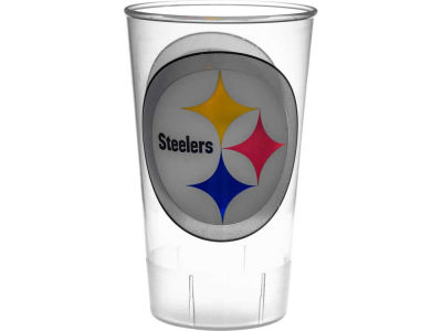 Pittsburgh Steelers Single Plastic Tumbler