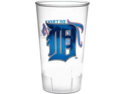 Detroit Tigers Single Plastic Tumbler