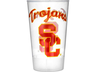USC Trojans Single Plastic Tumbler