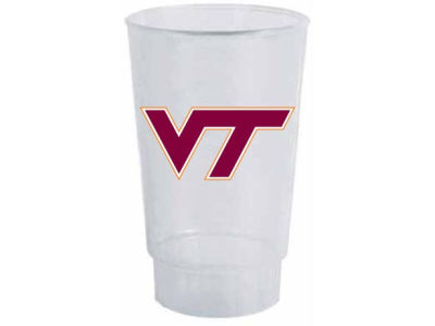 Virginia Tech Hokies Single Plastic Tumbler