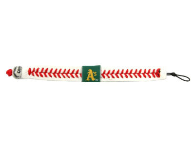 Oakland Athletics Baseball Bracelet