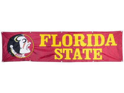 Florida State Seminoles 8-FT Banner