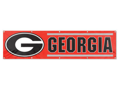 Georgia Bulldogs 8-FT Banner