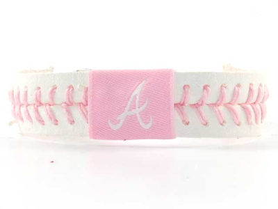 Atlanta Braves Baseball Bracelet