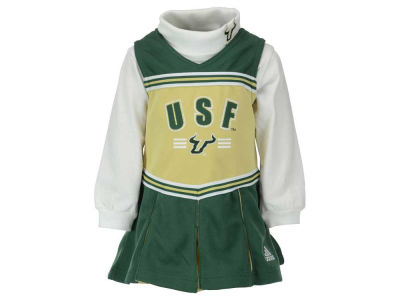 South Florida Bulls NCAA Infant Cheer Jumper SFA