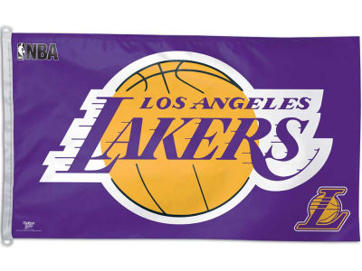Los Angeles Lakers 3x5ft Flag