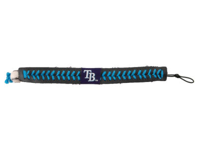 Tampa Bay Rays Team Color Baseball Bracelet