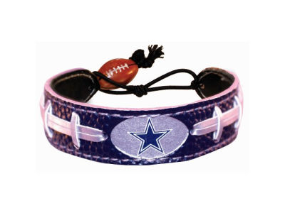 Dallas Cowboys Team Color Football Bracelet