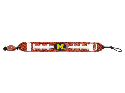 Michigan Wolverines Football Bracelet