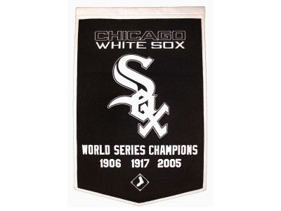 Chicago White Sox Winning Streak Dynasty Banner