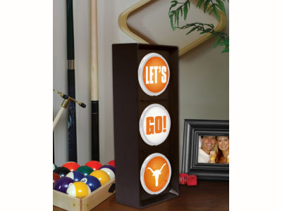 Texas Longhorns Flashing Lets Go Light