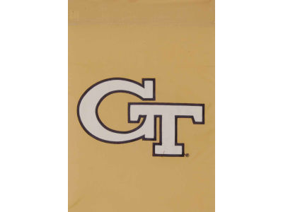 Georgia-Tech Garden Flag