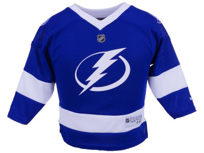 Tampa Bay Lightning Reebok NHL Kids Replica Jersey