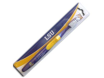 LSU Tigers Toothbrush