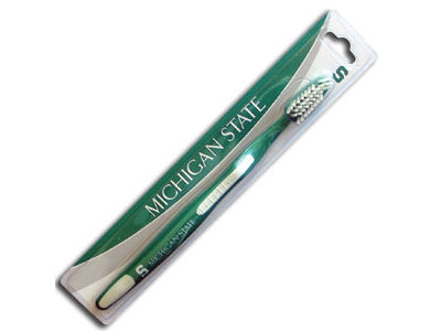 Michigan State Spartans Toothbrush