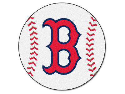 Boston Red Sox Baseball Mat